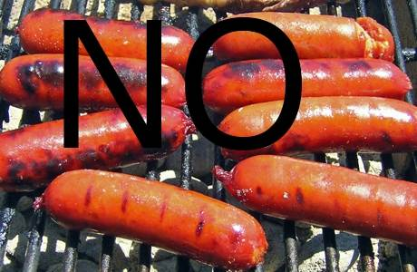 black_tape_project blonde_hair body_decals cleavage cosplay non original tape